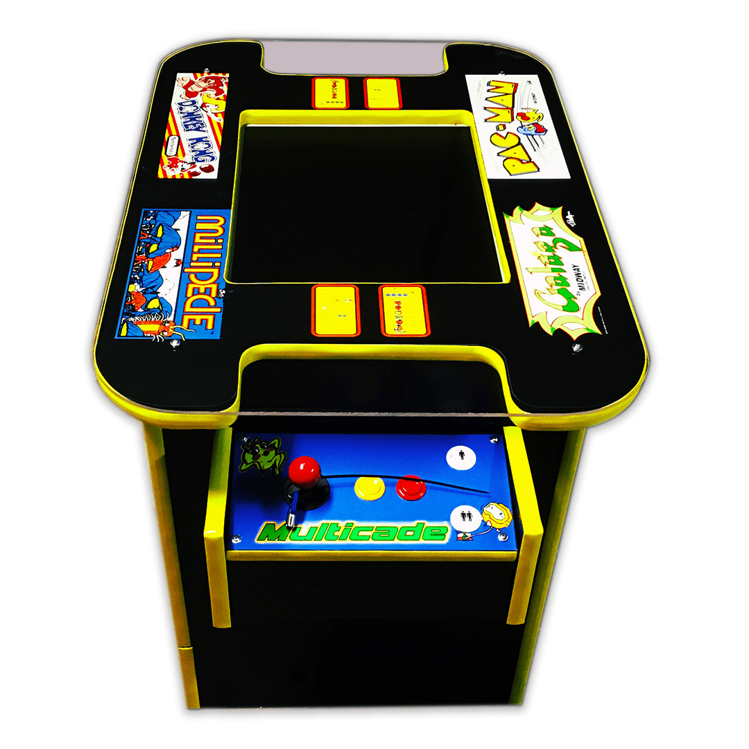 Cocktail 60 in 1 Classic Arcade Game