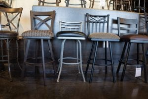 Bar Stool Two Level Low Games & Things-min