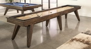 California House Austin Matching Pool Table