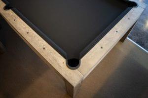 Diamond Pool Table Wood Corner Above Games & Things-min