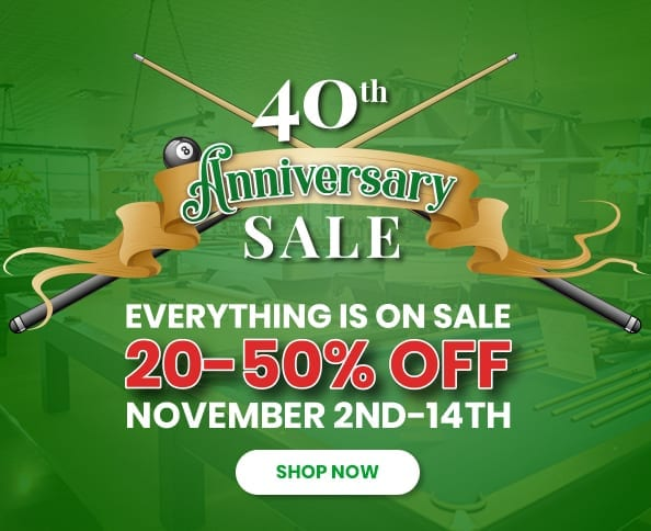 Games & Things 40th Anniversary Sale