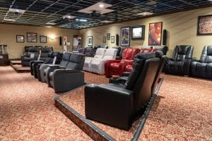 Games and Things Theater Seating Room-min