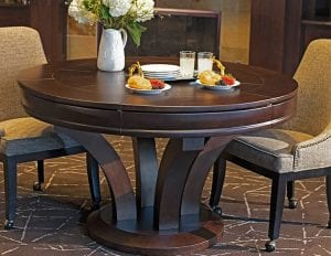 Hamilton Poker_Dining Table