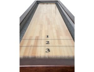 Hamilton Shuffleboard top