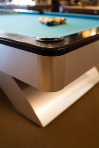 Metal Pool Table Corner Eye Level Games & Things-min
