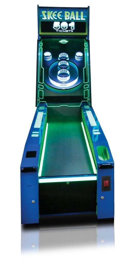 Modern Skee-Ball – Games & Things