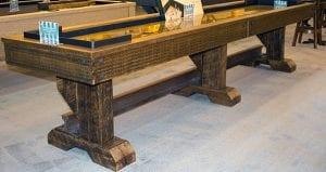 Olhausen Railyard Shuffleboard Floor
