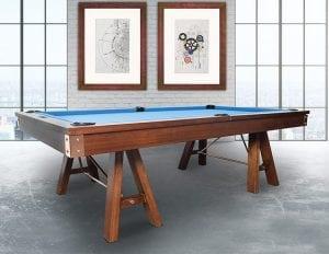 Presidential Johnson Pool Table Room