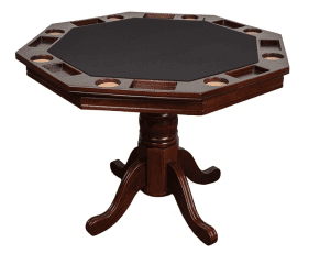 Presidential Octagon Game Table