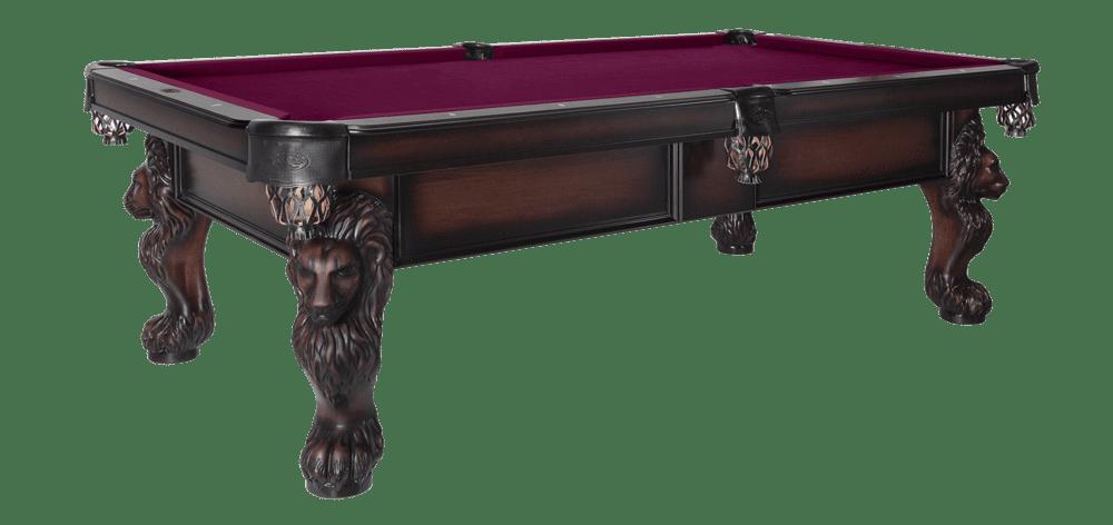 Breckenrige Pool Table