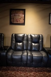 Theater Seat Black Plush Games & Things-min