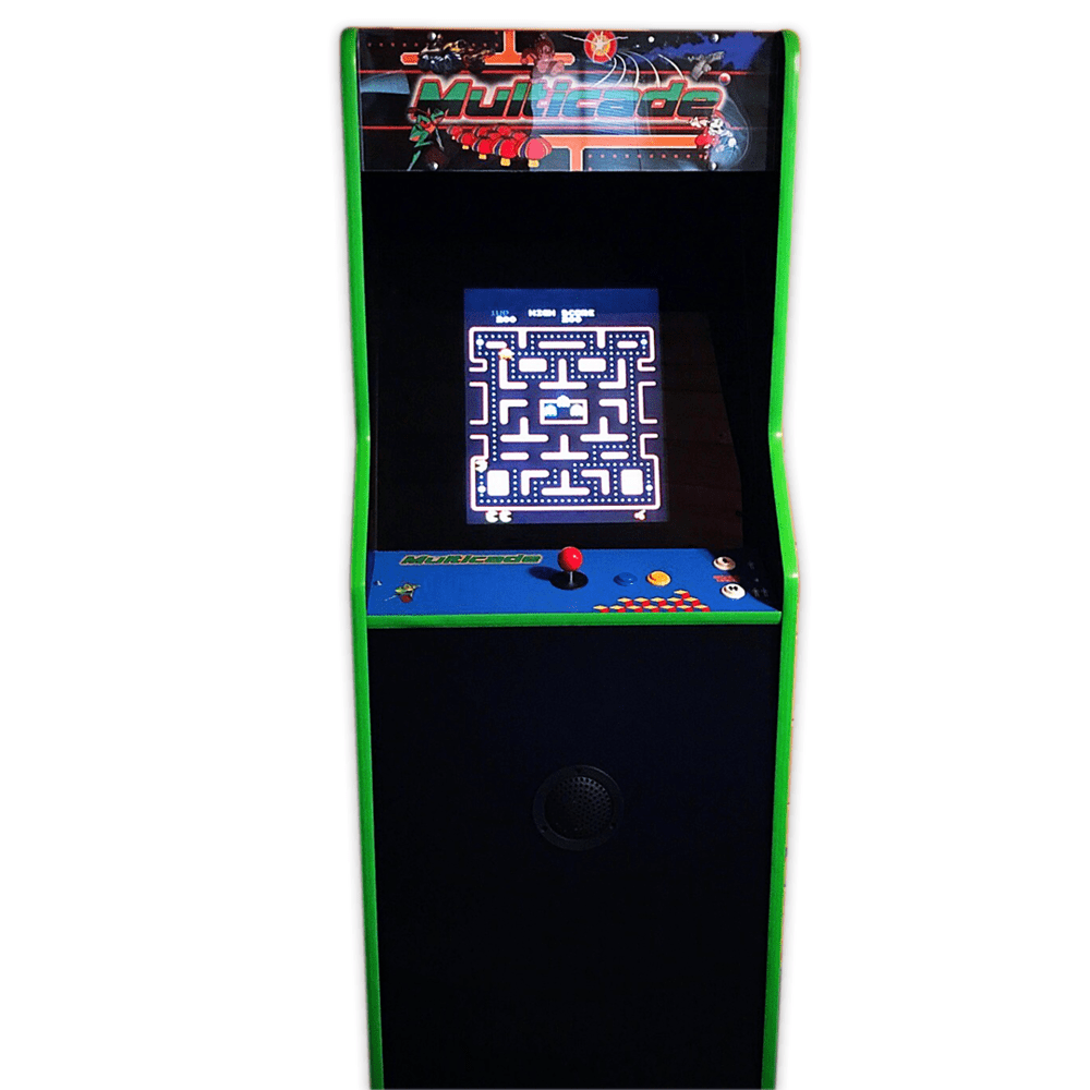 Upright Arcade Game Main